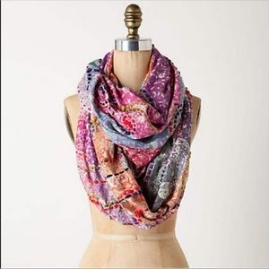 Anthropologie Spice Market Infinity Scarf